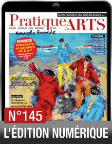 TELECHARGEMENT - Pratique des Arts 145 - La nouvelle formule enrichie !