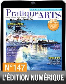 TÉLÉCHARGEMENT : Pratique des Arts 147 en version numérique