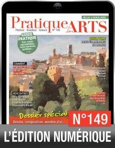 TÉLÉCHARGEMENT : Pratique des Arts 149 en version numérique