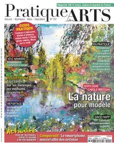 Pratique des Arts 152 - La Nature pour modèle