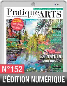 TÉLÉCHARGEMENT : Pratique des Arts 152 en version numérique