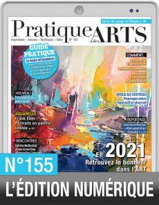 TÉLÉCHARGEMENT : Pratique des Arts 155 en version numérique