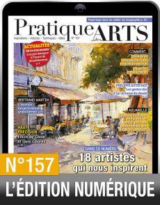 TÉLÉCHARGEMENT : Pratique des Arts 157 en version numérique