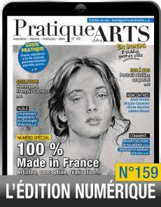 TÉLÉCHARGEMENT : Pratique des Arts 159 en version numérique