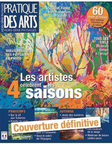Les artistes célèbrent les 4 saisons - Pratique des Arts hors-série 48