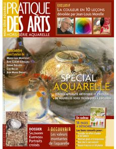 PDA Hors-série n°14 Spécial aquarelle + DVD
