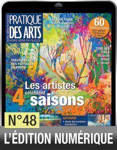 TELECHARGEMENT : Pratique des arts hors-série n°48 - Les artistes célèbrent les 4 saisons
