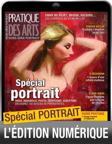 TELECHARGEMENT : L'Art du PORTRAIT Hors-série Pratique des Arts 54