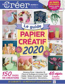 Le Guide du Papier Créatif 2020 - Plaisirs de Créer 4