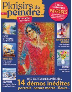 Plaisirs de Peindre 77 - Démos portrait, nature morte, fleurs, paysages…