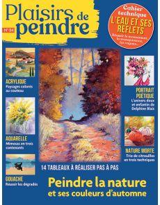 Plaisirs de Peindre 84 - La nature et ses couleurs d'automne