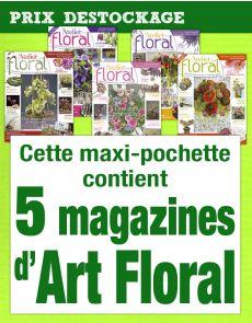 Maxi pochette l'Atelier Floral n°3