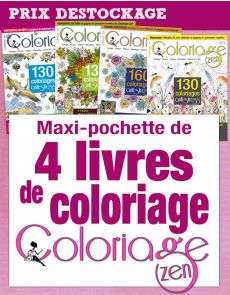 Collection 2015 complète - Coloriage ZEN