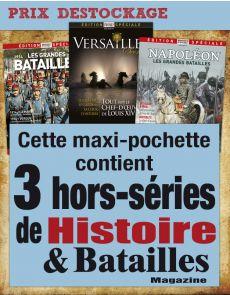 Maxi pochette Histoire et Batailles hors-séries N°2