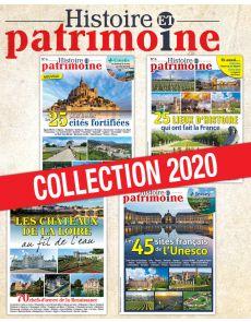 HISTOIRE ET PATRIMOINE - Collection 2020