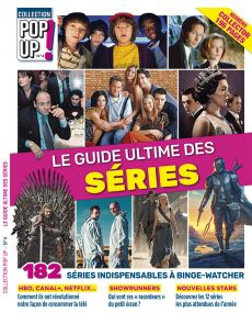Le guide ultime des séries - Collection Pop Up 04
