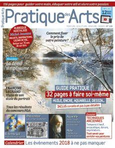 Pratique des Arts 138 - Inclus : 12 bonus vidéo et un Guide Pratique de 32 pages