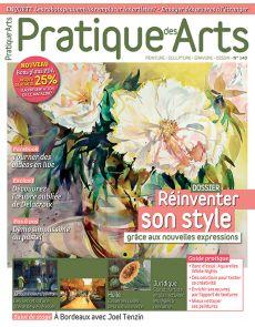 Pratique des Arts 140 - Peinture, sculpture, gravure, dessin