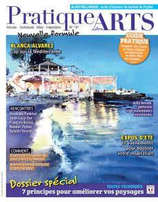 Pratique des Arts 147 - Entrez dans l'atelier des artistes