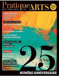 Numéro anniversaire 25 ANS : Pratique des Arts 150