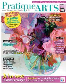 Pratique des Arts 151 - Entrez dans l'atelier des Artistes