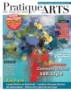 Pratique des Arts 154 + le Guide Pratique détachable