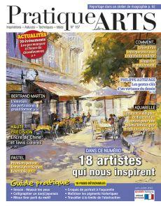 Pratique des Arts 157 - Les artistes qui nous inspirent