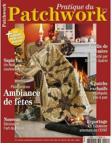 Pratique du Patchwork n°3
