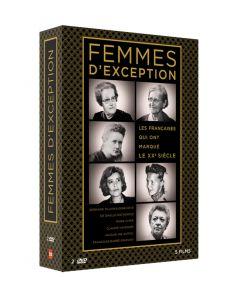 Femmes d'exception - Coffret DVD