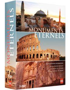 Monuments éternels - Coffret 3 DVD