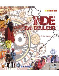 Inde en couleur - Cécile Couderc
