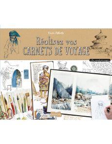 Carnets de voyages : l'art de les réaliser