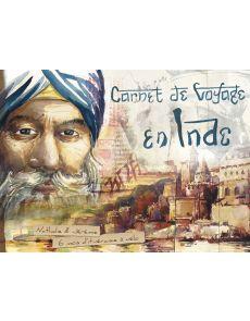 Carnet de voyage en Inde - Le livre + le DVD