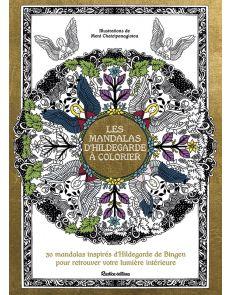 Les mandalas d'Hildegarde à colorier