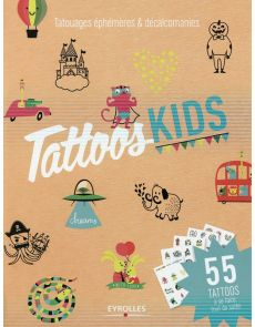 Tattoos Kids - tatouages éphémères et décalcomanies