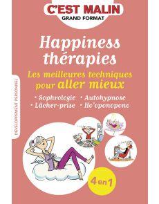 Happiness Therapies - Les meilleures techniques pour aller mieux