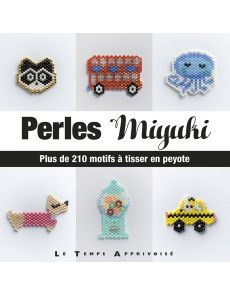 Perles Miyuki - Plus de 210 motifs à tisser en peyote - Lulu and the Little Pea
