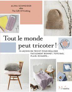 Tout le monde peut tricoter - Alina Schneider