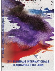 DVD - 3eme Biennale Internationale d'Aquarelle du Léon