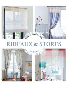 Rideaux et stores - Agathe de Frayssinet-Orhan
