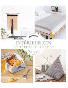 Intérieur Zen - Couture pour la maison - Corine Romeyer