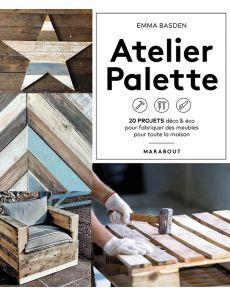 Atelier palettes - Emma Basden