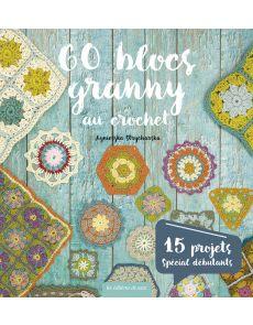60 blocs Granny au crochet - Agnieska Strycharska