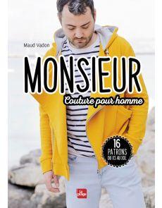 Monsieur - Couture pour homme - Maud Vadon