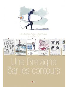 Une Bretagne par les contours - Tome 11 - Yann Lesacher