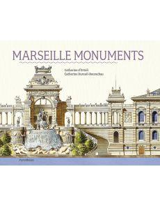 Marseille Monuments - Catherine d'Ortoli - Catherine Dureuil-Bourachau