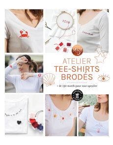 Atelier Tee-Shirts brodés - Seize Paris