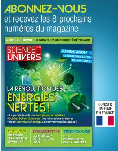 Abonnement 2 ANS Science et Univers