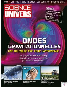 Sciences et Univers n°20 - Ondes gravitationnelles