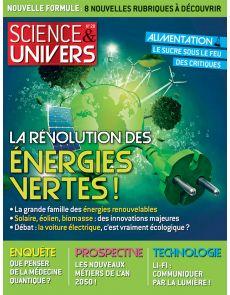 La révolution des énergies vertes - Science et Univers 28